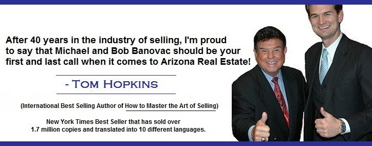 NEW Tom Hopkins Endorsement of RMB Luxury Real Estate